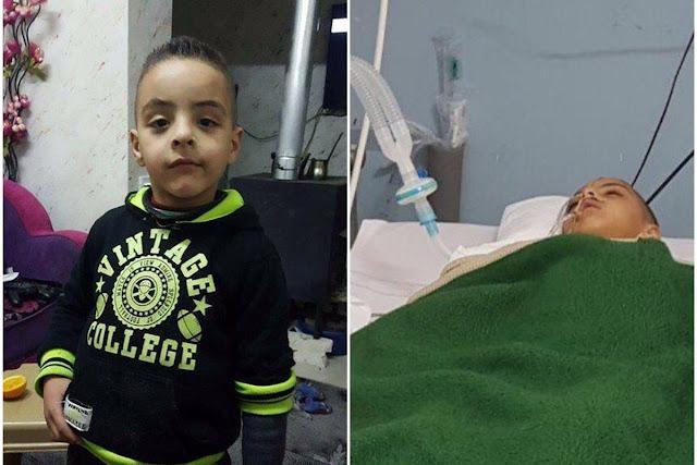 Militer Yahudi Tembak Bocah Palestina Berumur 7 Tahun
