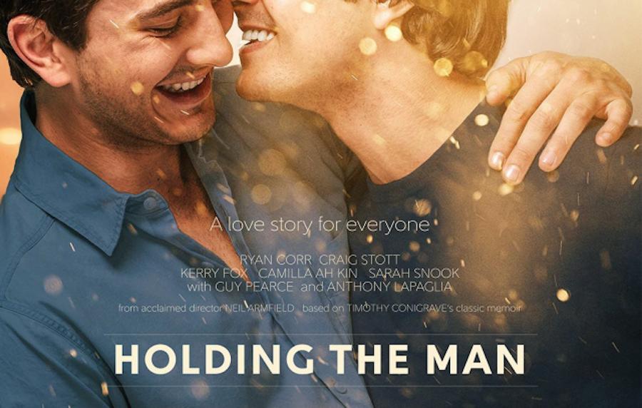 LEO KLEIN - NETFLIX - TOP 5 FILMES LGBTQ QUE VOCÊ PRECISA ASSISTIR - HOLDING THE MAN