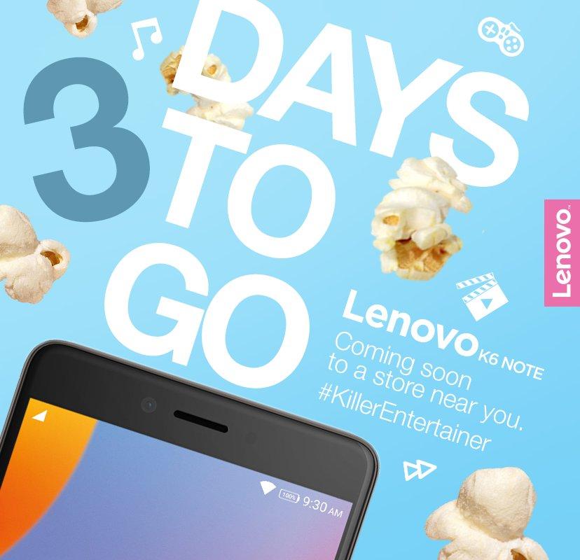 Jl Home Design Utah: Lenovo K6 Note Debutta Il 14 Dicembre In India