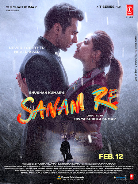 Sanam Re (2016) Movie Poster No. 2