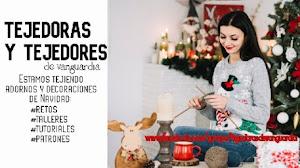 Patrones y tutoriales de decoraciones navideñas