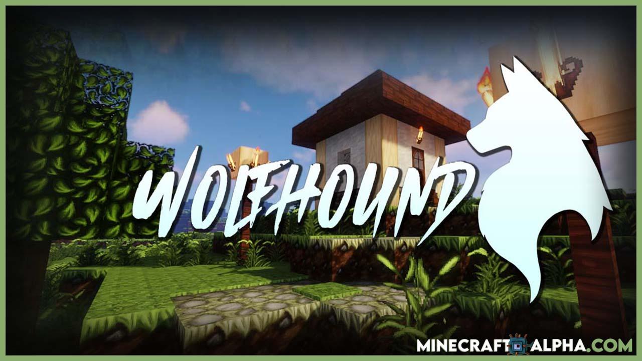 Minecraft Wolfhound Resource Pack 1.17