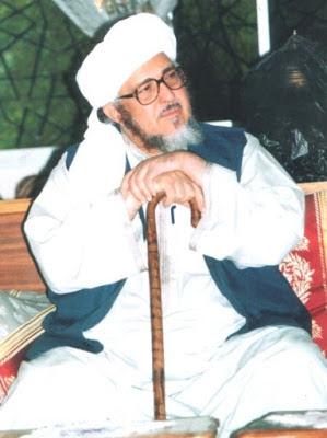 ABUYA ASSAYYID MUHAMMAD BIN ALAWI AL MALIKI AL HASANI
