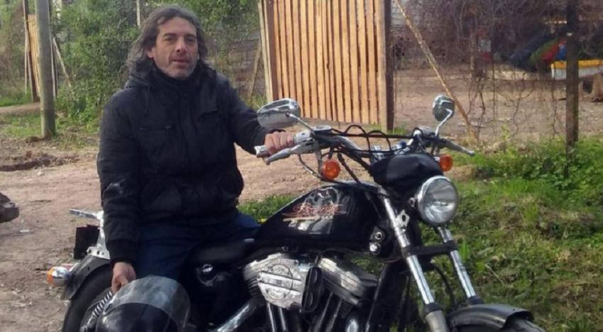 Detuvieron al hijo de Pappo: está acusado de golpear, encerrar y amenazar a su pareja