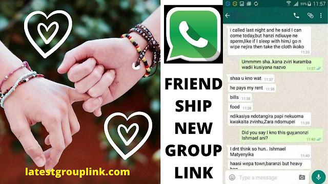 Join 801+ Friendship Whatsapp Group Links New Update