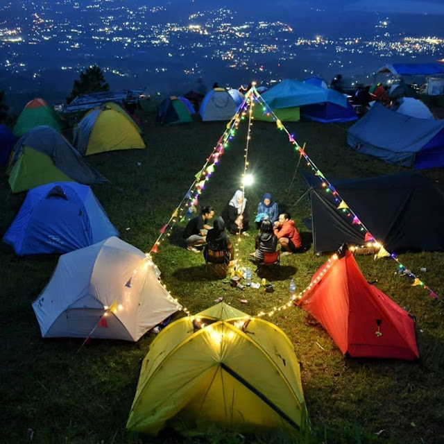 Bukit di Bogor untuk Camp