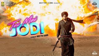 Doggar Lyrics - Sidhu Moosewala Ft Snappy | Teri Meri Jodi