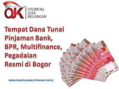 Dana Tunai Bogor, Dana Tunai Bogor Jawa Barat