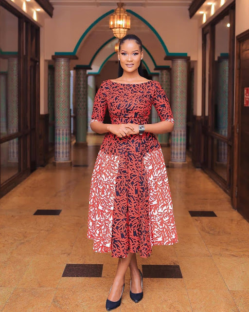 2019 Pretty Ankara Gown Styles to Try