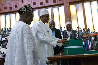 Economist lament ,Buhari's 2017 budget can't end recession