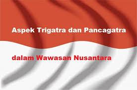 Aspek Alamiah dan Sosial Wawasan Nusantara (Trigatra dan Pancagatra)