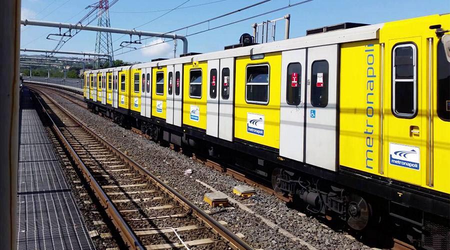 Linea 1 della metropolitana di Napoli