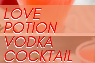 LOVE POTION VODKA COCKTAIL