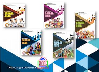 buku bahasa arab kelas 1-6 mi