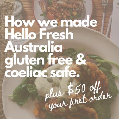 Is Hello Fresh Gluten Free? Hello Fresh Australia Discount Code