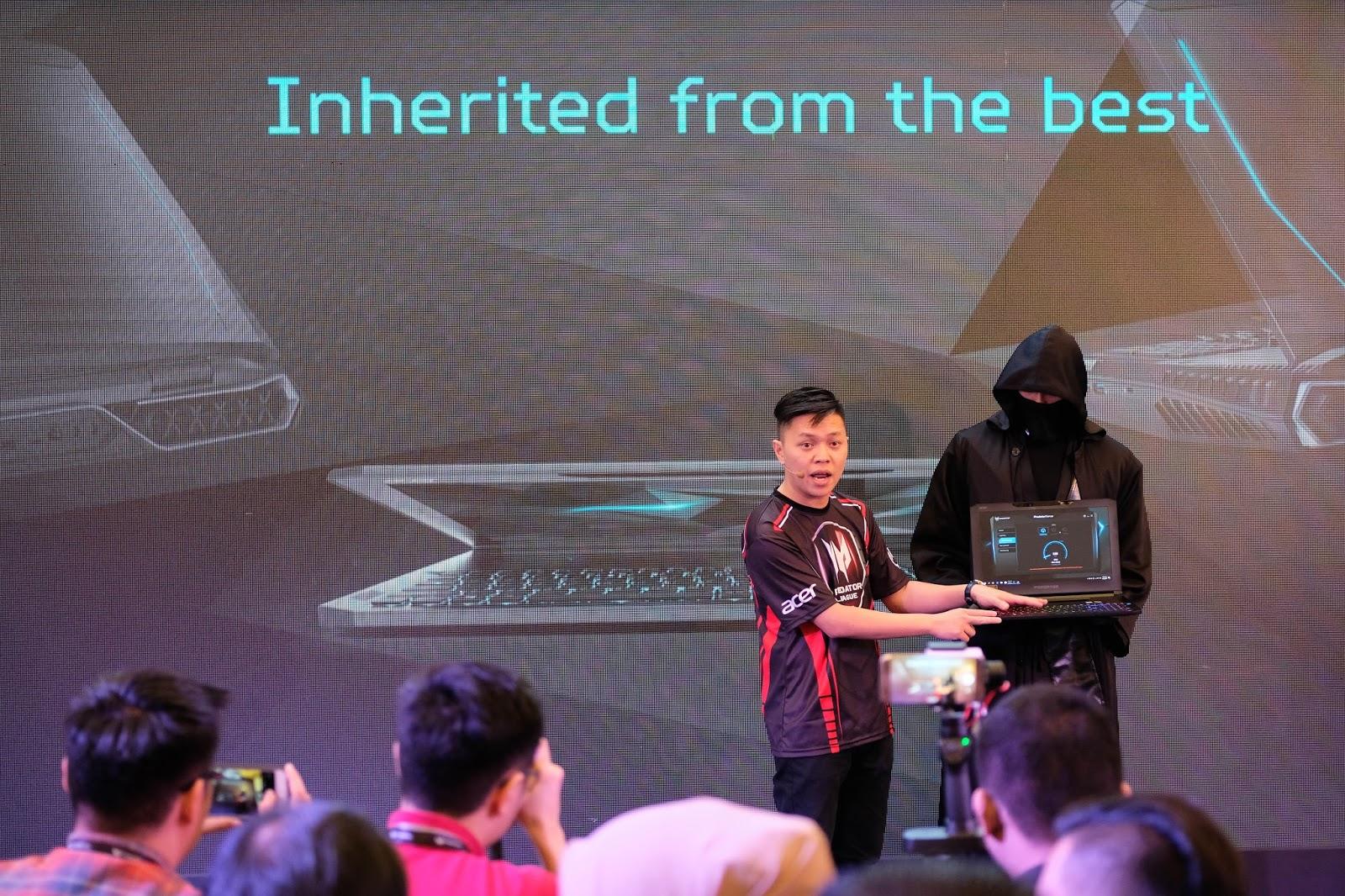 EVENT] Acer Malaysia bringing in the Beast - Predator Triton