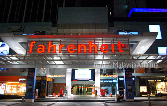 Best Shopping City in Asia Pacific - Kuala Lumpur