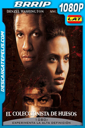 El coleccionista de huesos (1999) 1080p BRrip Latino – Ingles