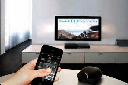 Tutorial setting semua ponsel android menjadi remot tv