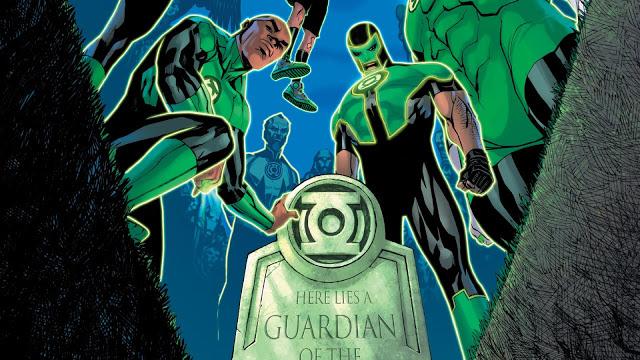 US News DC: DC revela o motivo de tantos Lanternas Verdes na Terra