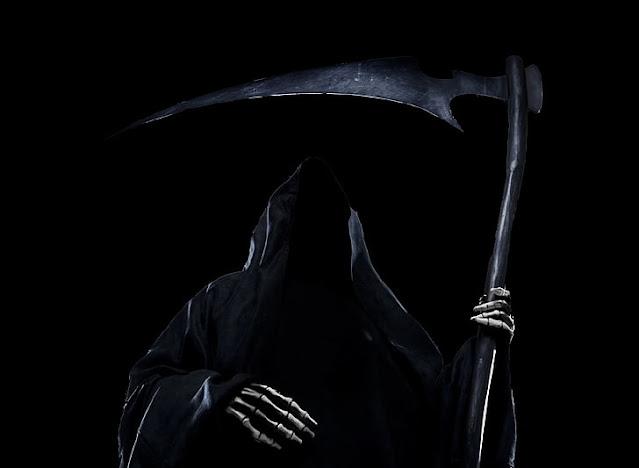 Black, Color, Death
