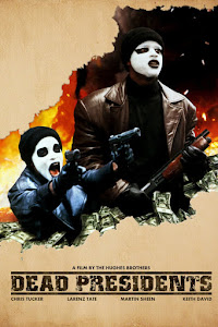 Dead Presidents Poster