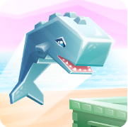 Game Android Ookujira - Giant Whale Rampage Download