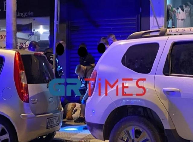 Θεσσαλονίκη: Απίστευτο, τον πυροβόλησε γιατί... βγήκε απότομα από τη στροφή
