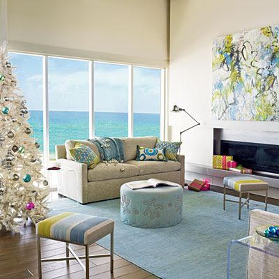 Coastal Living Room Decor Ideas