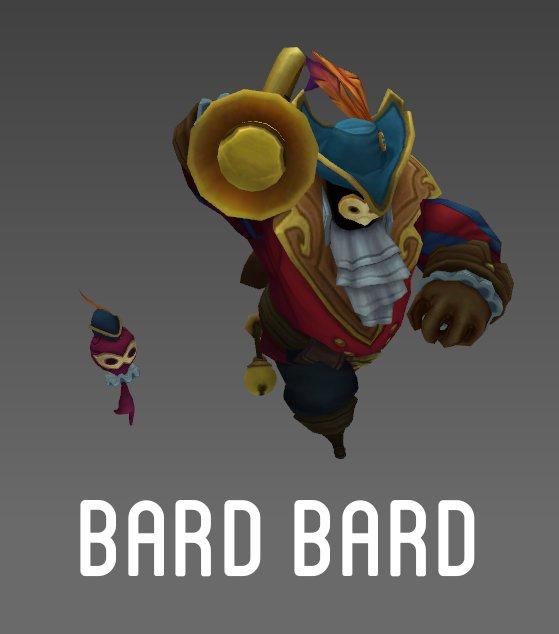 Mod Skin Bard Bard