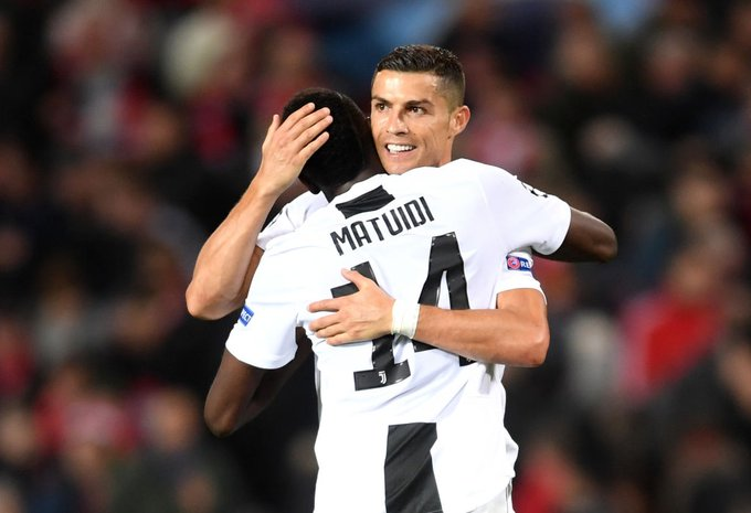 Matuidi Says Cristiano Ronaldo Is His Greatest Teammate