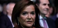 Η Ντόρα Μπακογιάννη θα πάει κανονικά στην Κρήτη το Πάσχα, οι πολίτες... άγνωστο «Εμένα δεν θα με κρατήσει τίποτα να πάω στην Κρήτη», είπε χα...