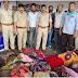 रेलवे स्टेशन से दुर्लभ प्रजाति के 46 जोड़ी कछुए किए बरामद, महिला समेत तीन तस्कर गिरफ्तार