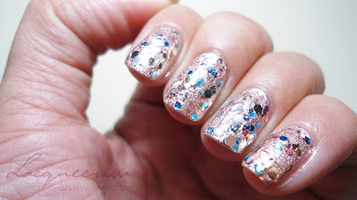 NOTD - All That Glitters