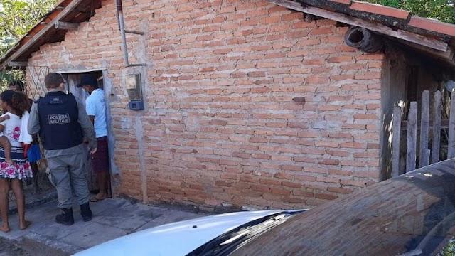 Idoso é encontrado morto e amarado dentro de casa no norte do Piauí