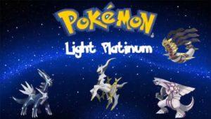 Download Pokemon Light Platinum ROM GBA Version for Free 2021