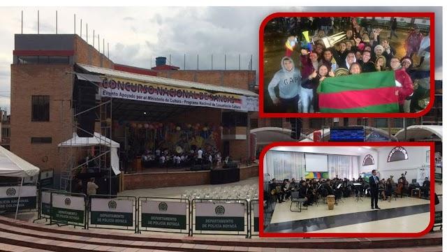 En Paipa, Cundinamarca gran triunfadora con bandas musicales
