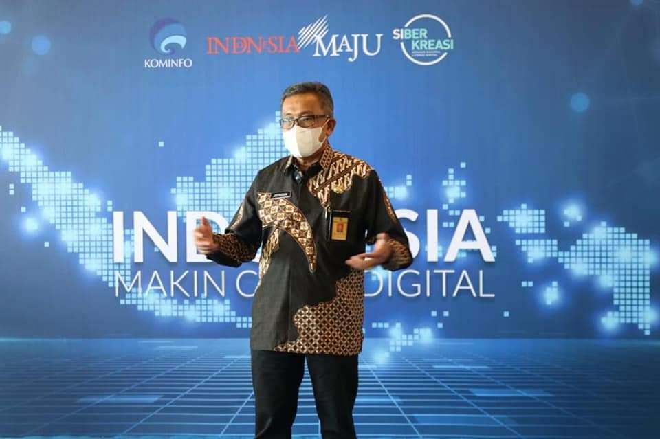Sekdako Batam Didapum Sebagai Keynote Speaker