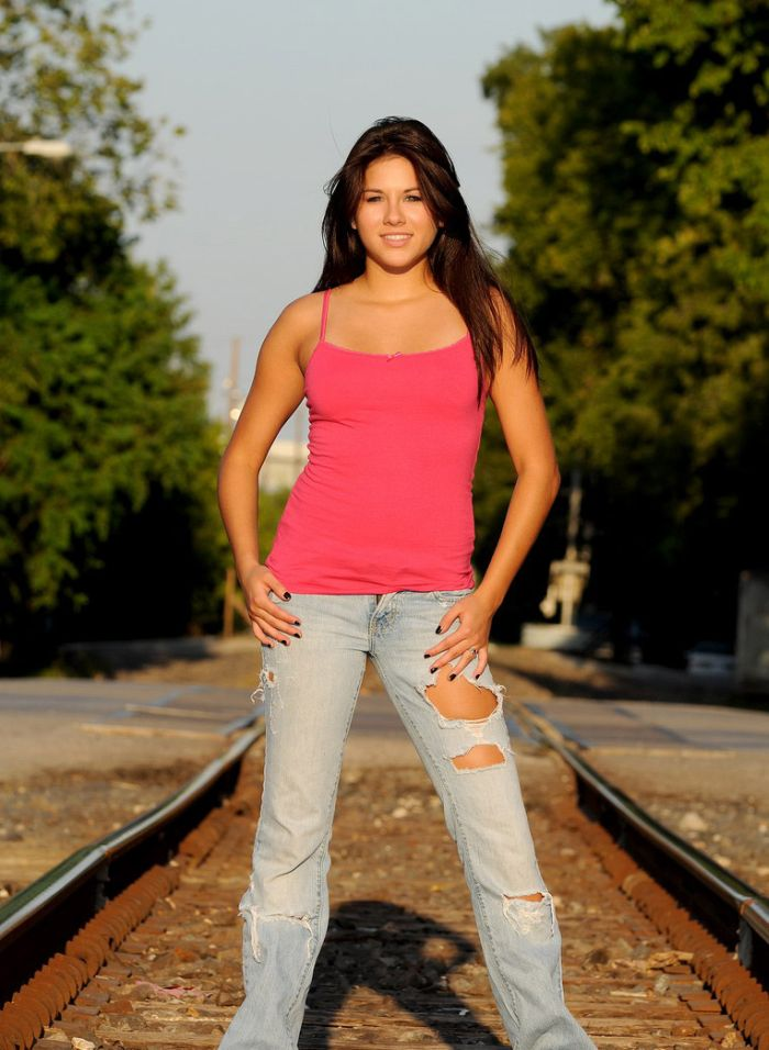 HOT NAKED GIRLS: Hot Model Shyla in blue Jeans sexy photoshoot