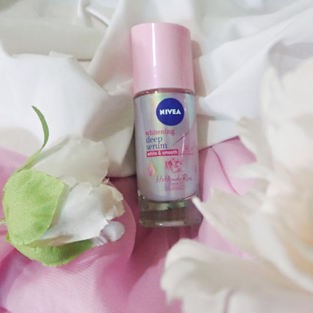 nive hokkaido rose deodorant