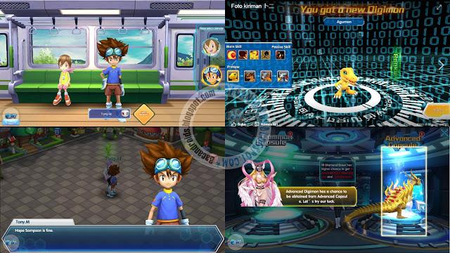 Digimon data squad apk full