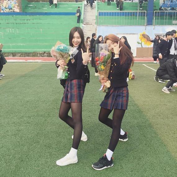 Đồng phục nữ sinh Hàn Quốc