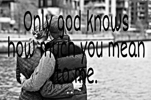 Cute lovequotes for him