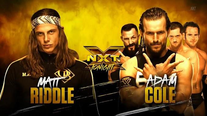 Replay: WWE NXT 08/05/2019