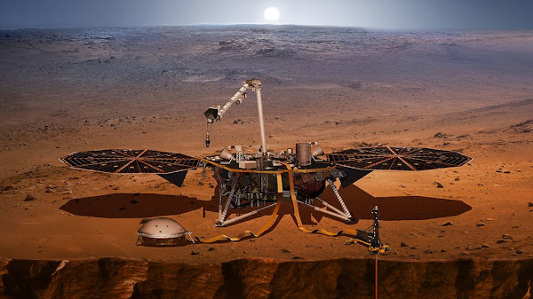 InSight & The Secrets of Mars