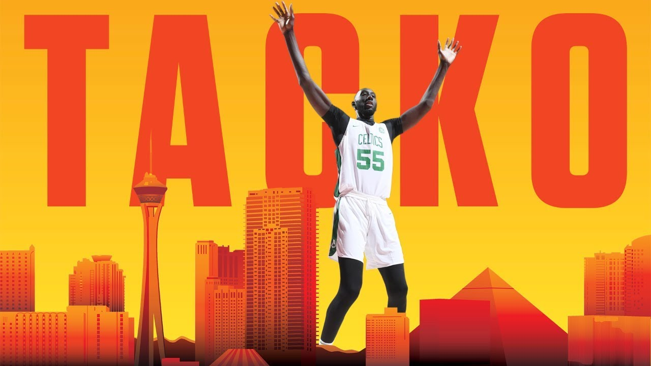 Don T Expect A Tacko Fall Signing Anytime Soon Celticslife Com