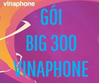 Gói cước BIG300 Vinaphone