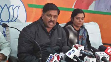 मुंगावली में सिंधिया को बड़ा नुक्सान, केपी यादव भाजपा में | MP NEWS