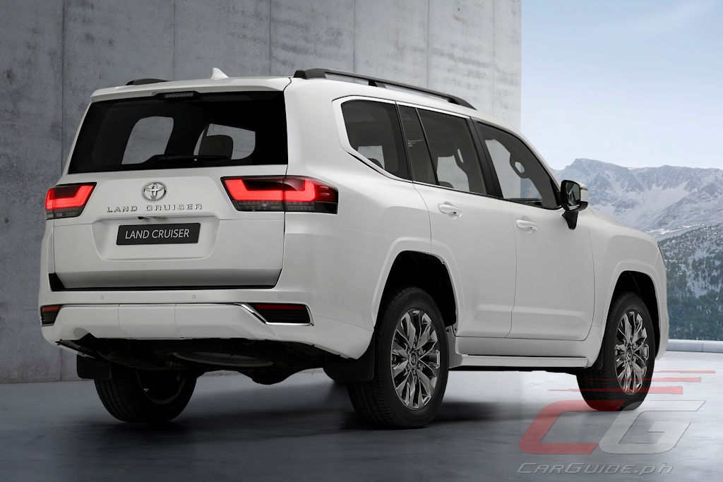 Toyota Unveils All-New 2022 Land Cruiser 300 With More ...
