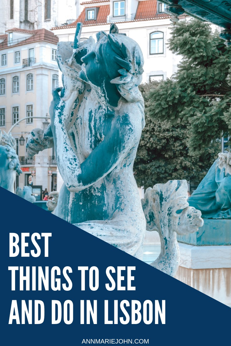 Best Things To See and Do in Lisbon